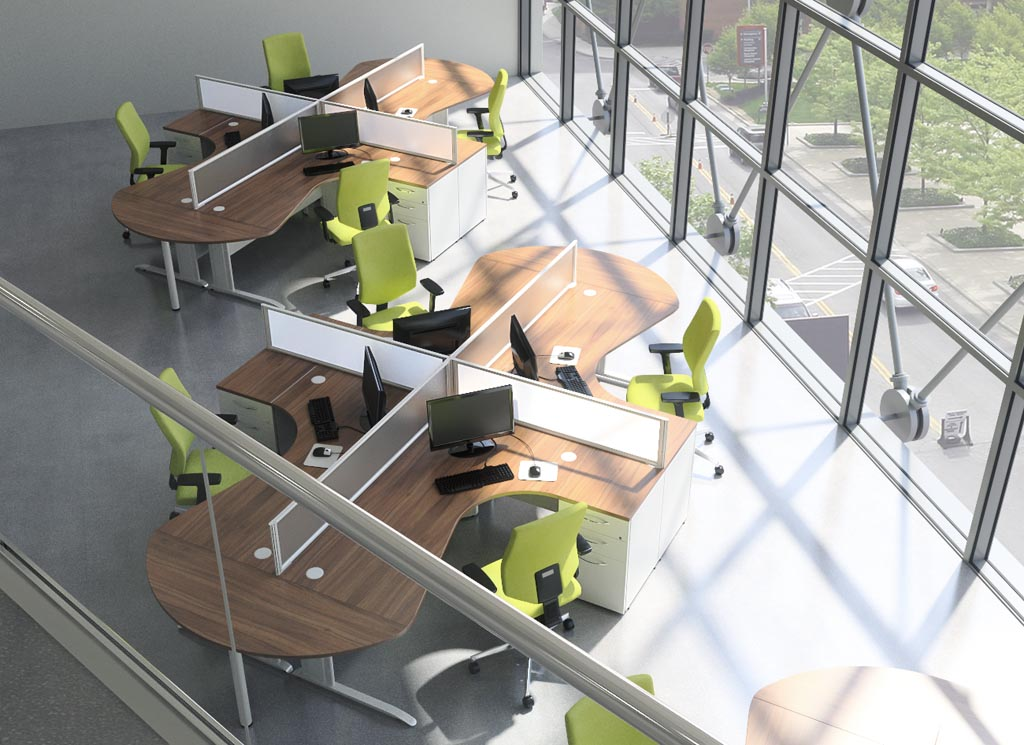 Pure office solutions unit 8 trident park poseidon way for Furniture zone warwick