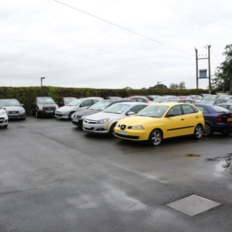 Roger Hotchkiss Car Sales Preston Gubbals Shrewsbury