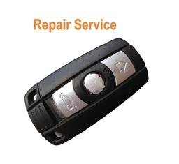 Bmw 5 3 1 Series smart 3button remote key repair