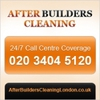 After Builders Cleaning London