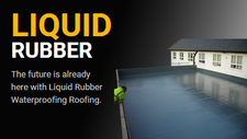 Liquid Rubbber Roofing