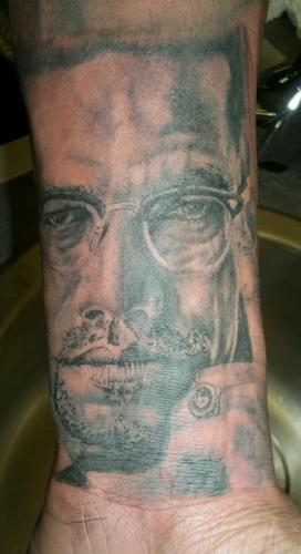 Details for time bomb in 31 high street croydon surrey for Nas malcolm x tattoo