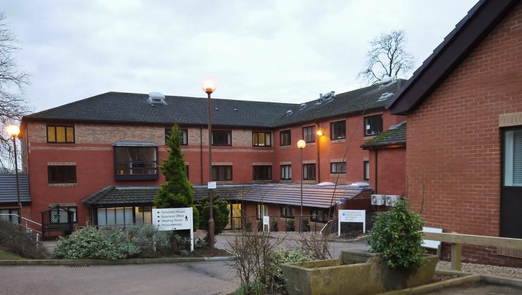 Woodland Hospital Woodland Hospital Rothwell Road