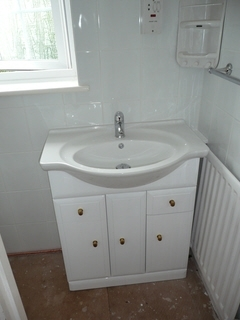 basin unit in milton keynes