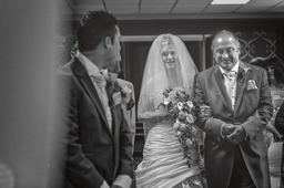 Wedding Photography Doncaster The Earl Savannah Ceremony