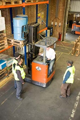 Reach Forklift Operator Training
