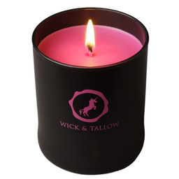 Wick & Tallow Sandalwood & Rose