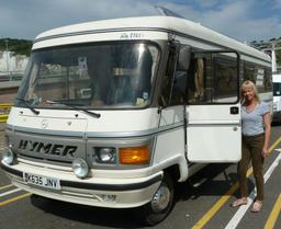 6 Berth Mercedes Hymer S700 Motorhome for Hire