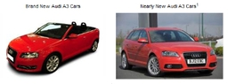 New and used Audi A3 Cars