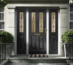 Our Distinction Esteem style composite door with m