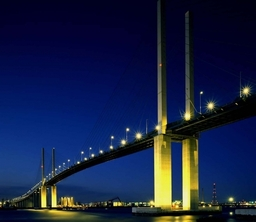 Silver Cloud Photography / QE2 Bridge, Dartford River Crossing