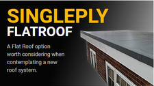 Single Ply Roofing Edinburgh