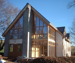 Timber Frame House 3