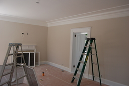 Interior Bedroom Painting