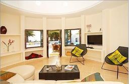 Lanzarote Villa Living Room
