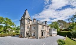 Knockendarroch Hotel and Restaurant in Pitlochry Scotland