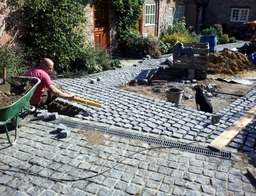 Granite Setts01 Quorn