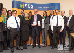 Capita accredited SIMS support team