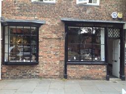 York Minster Antiques Shop entrance on College St