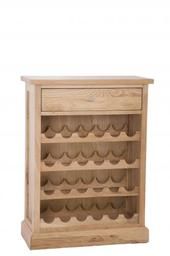 Balmain Oak Wine Rack