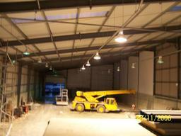 Workshop refurbishment