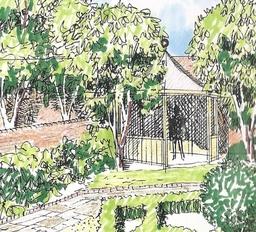 Walled Garden Restoration.