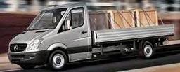 Flatbed Van
