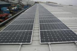 50kw Solar P.V. Installaion - Building 2