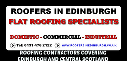 Flat Roof Specialists - Roofers In Edinburgh