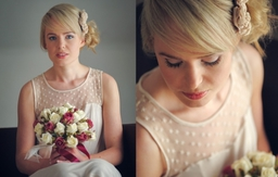 Wrexham Wedding Photograph Bridal Make Up