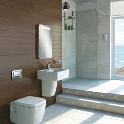 Ostend Shower Screen Roomset