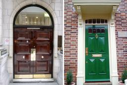 Georgian doors made in Nottingham
