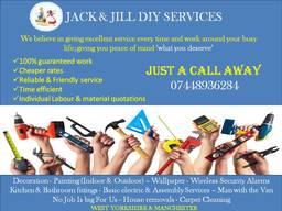 JACK & JILL DIY SERVICES