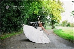 A little bit of fun at Somerford Hall Brewood