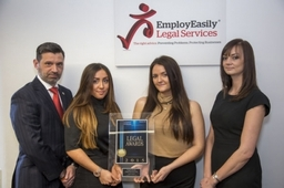 The Employment Law Team at EmployEasily Legal Services Ltd