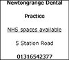 Newtongrange Dental Surgery