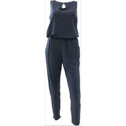 Sleeveless Pocket Jumpsuit