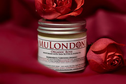 MuLondon Organic Rose Moisturiser