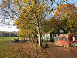 Endcliffe Park Cafe Sheffield