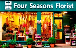 Four Seasons Florist Edinburgh