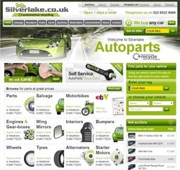 Silverlake Home Page - www.silverlake.co.uk