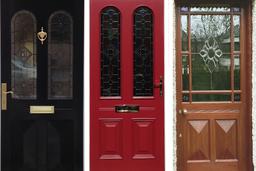 Victorian Front Doors made in Nottingham