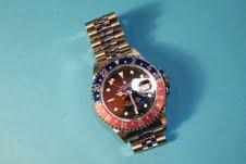 Rolex watch, Sold £2,900