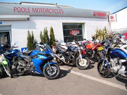 Poole Motorcycles Yamaha Premier Exclusive Dealer for Dorset