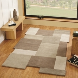 Collage Stone Rug
