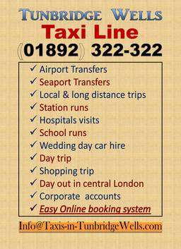 Tunbridge wells taxis services