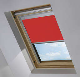 Red Sky Light Roof Blind