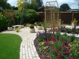 JIll Blackwood Garden Design Swindon