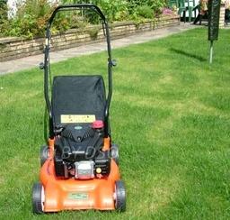 Push Petrol Lawnmower