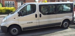 MINI BUSES 7/8 SEATERS